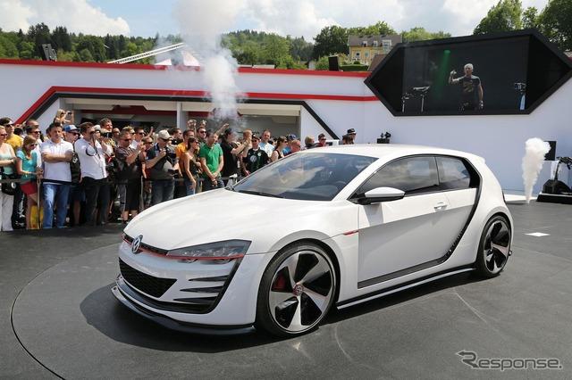 GTI Volkswagen design vision