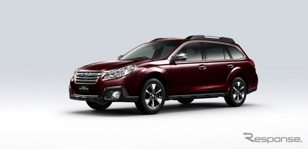 Subaru legacy Outback 2.5i eyesight EX Edition