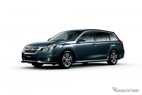 Subaru Legacy-to-ring wagon 2.5i B-SPORT eyesight