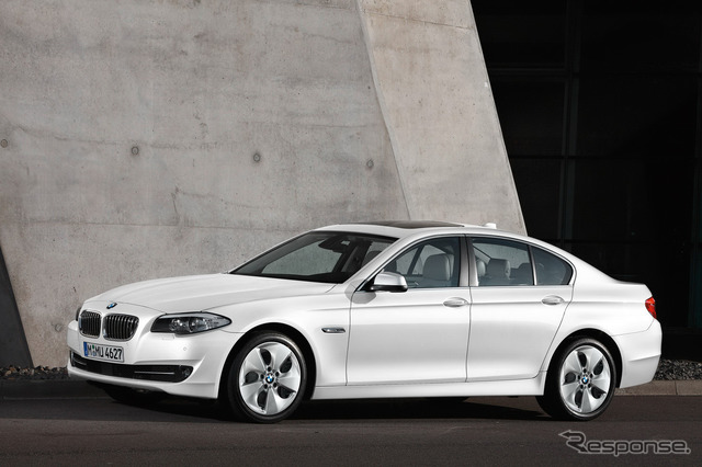 Current BMW 5 series