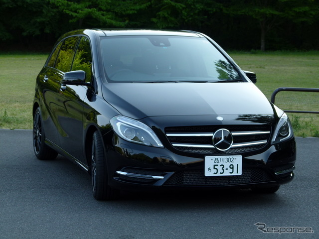 Mercedes-Benz BlueEFFICIENCY B250