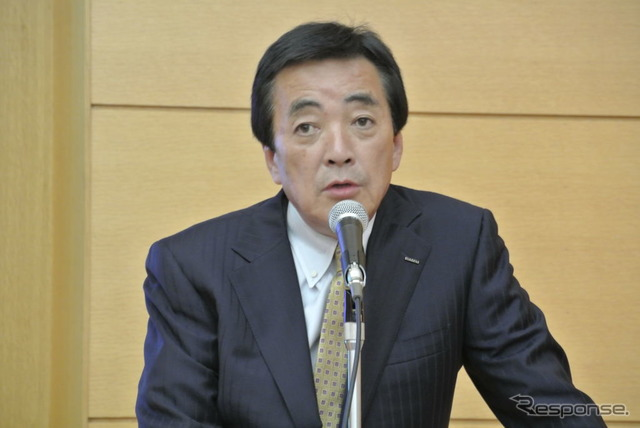 Inokashira line President of Isuzu small automobile