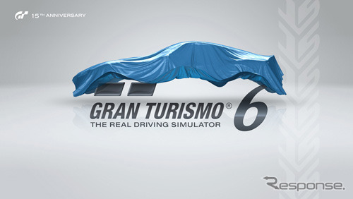 Gran Turismo 6 Yokohama rubber, development of technical partners. First in tire manufacturer