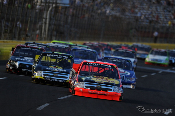 Camping World truck series round 5