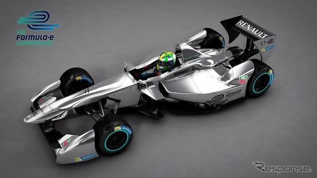 FIA Formula E Championship machine images