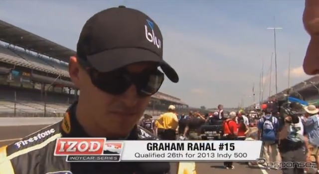 Graham Rahal (video capture)