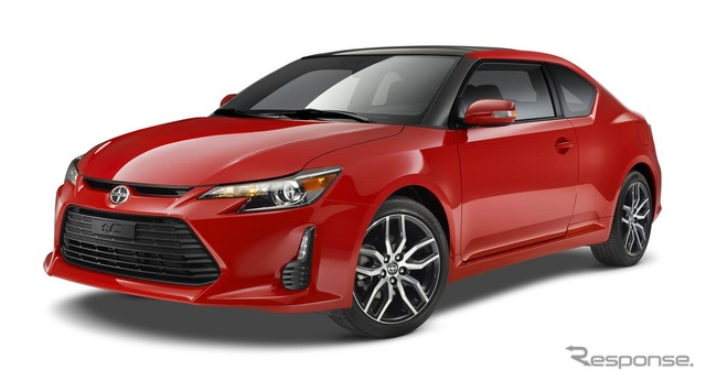 Scion tC 2014's model