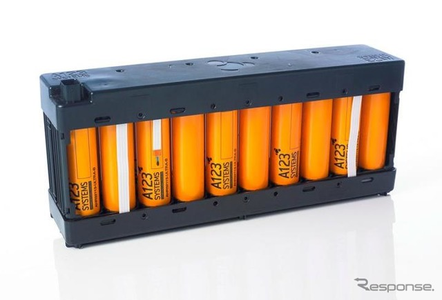 A123 systems-made hybrid cars for lithium-ion battery