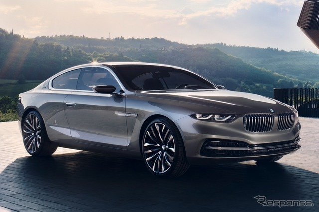 BMW Pininfarina Coupe グランルッソ
