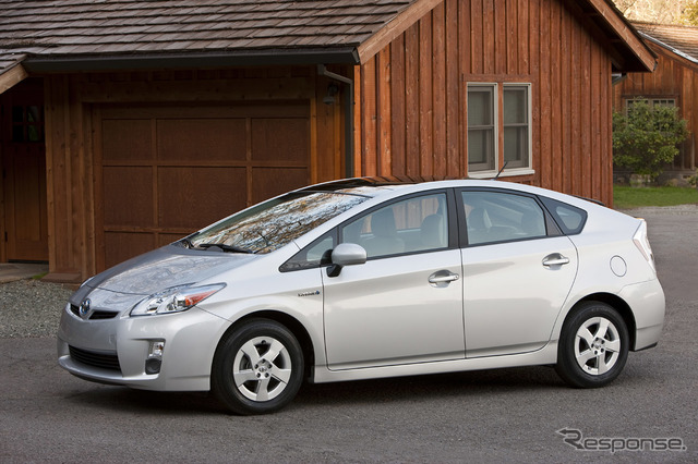 Toyota Prius (North America version)