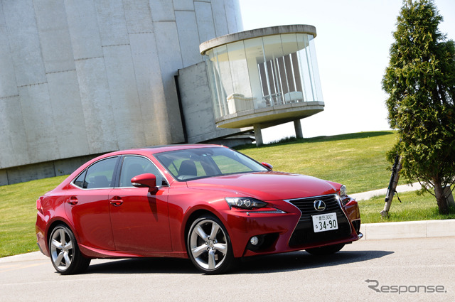Lexus IS 350 version L