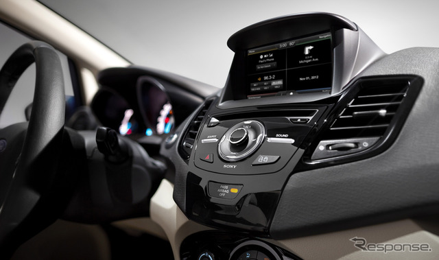 My Ford Touch, Ford, car infotainment systems