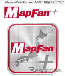 MapFan +