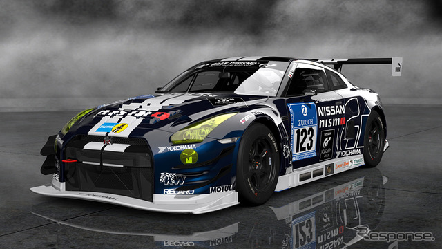 Nissan GT-r will be included in the Gran Turismo 6