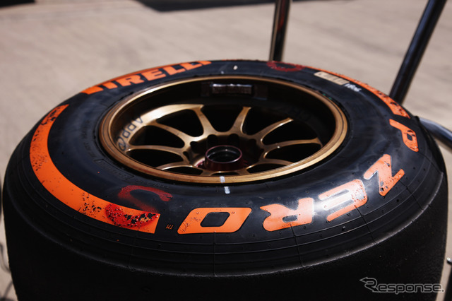 Pirelli F1 image