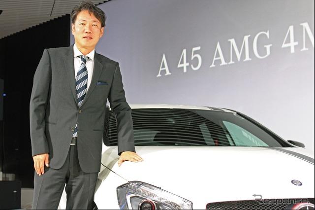 Mercedes Benz Jepang Ueno kintaro Presiden referensi gambar