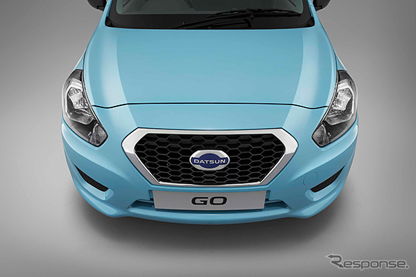 Resurrection, Nissan announced the Datsun No. 1 GO