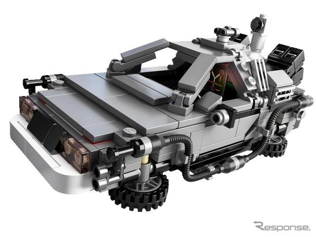 เลโก้ DeLorean เวลาเครื่อง
