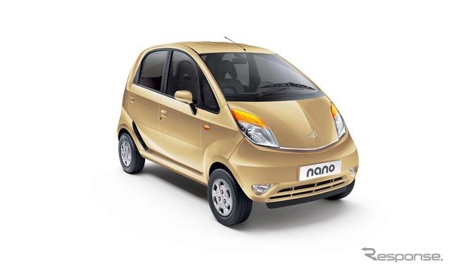 ตัวแปร Tata Nano