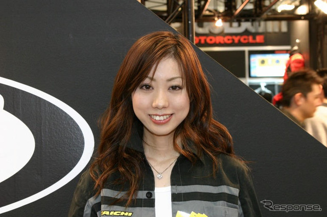 [Tokyo motorcycle show-05] still going! Companion photo collection