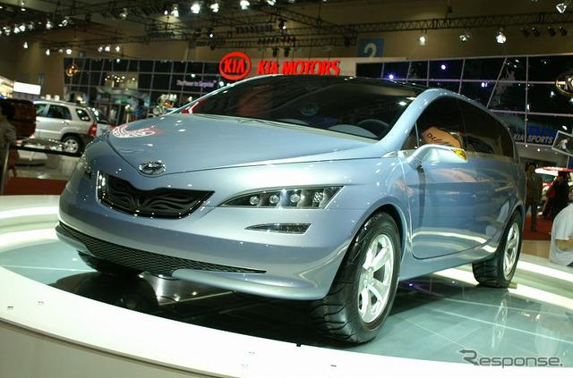 [05 汉城汽车展: 增强现实与现代廊下