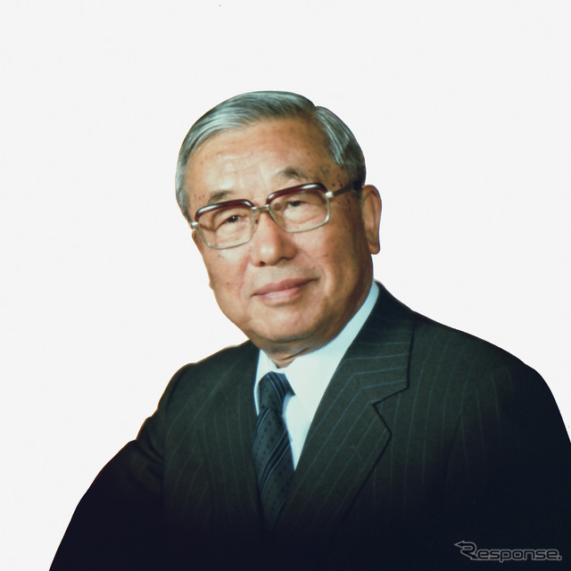 The late Eiji Toyoda