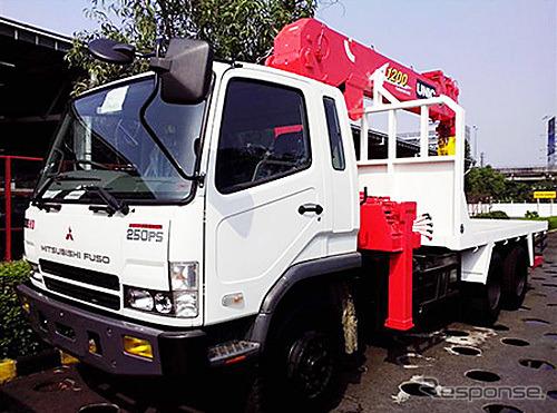 Menengah-tugas truk FN (nama Jepang: tempur)