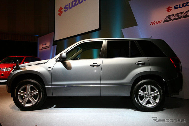 [Suzuki Vitara new model announcement] diesel also set to the world car