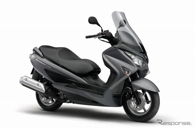 海外摩托车铃木宣布模型 v strom 1000