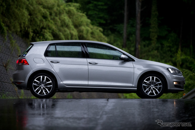 VW Golf Highline