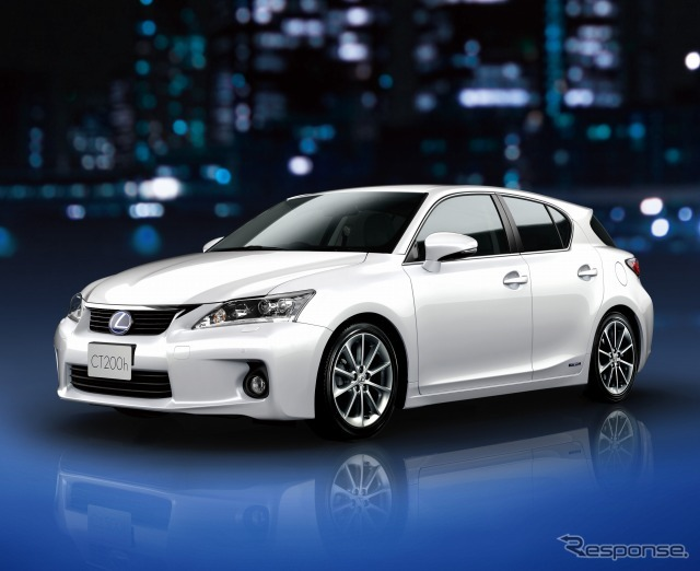 Current Lexus CT200h