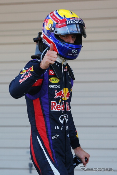 Mark Webber (F1 Japan GP 2013)