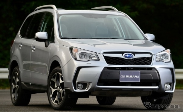 New Forester, Subaru