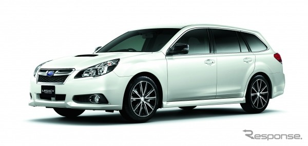 Subaru legacy-to-ring wagon.0gt 2.0 DIT GT spec B EyeSight