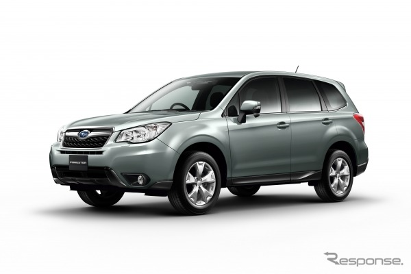 Subaru Forester 2.0 I-l EyeSight