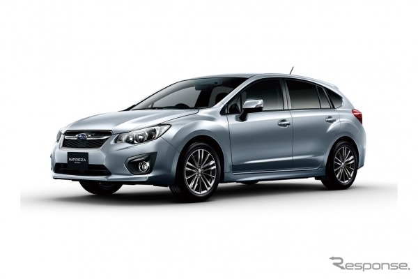 Subaru Impreza 2.0 i-S EyeSight