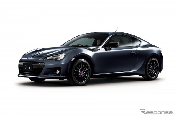 Subaru BRZ, premium sports package