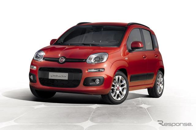 New Fiat Panda (Reference Image)