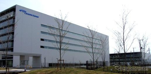 Calsonic Kansei pesquisa desenvolvimento centro-sede (cidade de Saitama)
