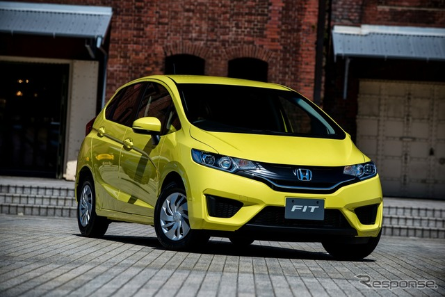 Honda fit (reference image)