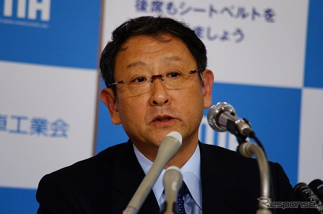Toyota President to explain