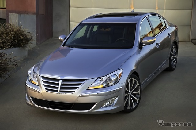 Current Hyundai Genesis
