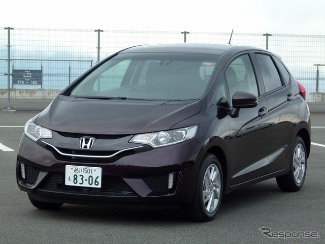 Honda Fit 15X L Package