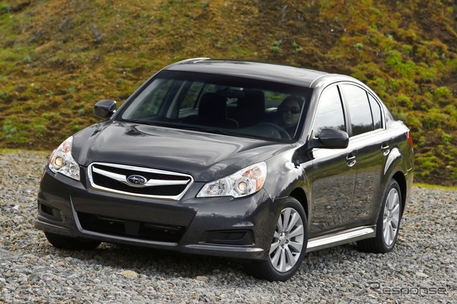 Subaru legacy (North America version)