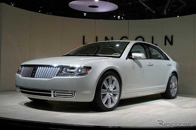 林肯宣布美元 29995 豪华轿车的入门级机型,挪用平台的马自达 6&#039