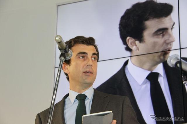 Formula E Holdings Alberto Longo said