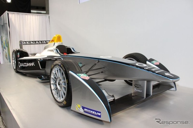 Formula E Conference (Tokyo Motor Show)