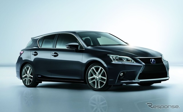 Models of the Lexus CT200h