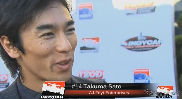 Takuma 2013 season look back (video capture)