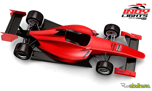 Rendering of the Dallara IL-15